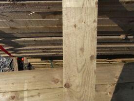 Timber board 150mmx25mmx3m