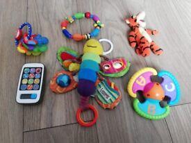 Bundle of baby /toddler toys