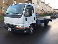 Mitsubishi Canter 3.5t Beavertail Recovery Truck