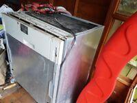 Hotpoint Intergrated Dishwasher