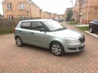 2013 SKODA FABIA 1.2, 1 KEEPER, FULL SERVICE HISTORY, FULL 12 MONTH MOT, 36000 MILES, HPI CLEAR