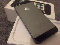 Apple iPhone 5s Space Grey 64GB (unlocked)