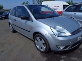 2005 Ford Fiesta 1.2 3 door choice of 3 from £595