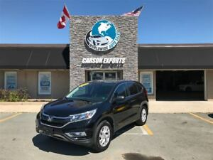 2015 Honda CR-V WOW CLEAN EX-L! $189.00 BI-WEEKLY+TAX!