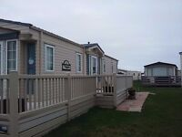 Luxury Static Caravan to rent in Lowestoft