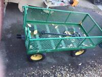 Garden trolley