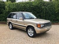 Range Rover 2.5 DHSE