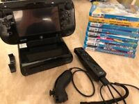 Wii u premium edition 7 games inc 36 Disney infinity characters and games