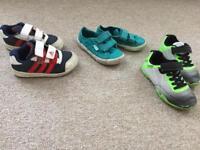 Toddler Boy shoes Bundle