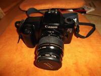 Canon EOS 1000F, Kamera, Spiegelreflexkamera 35-80mm Objektiv Bayern - Neustadt a.d.Donau Vorschau
