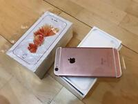 Iphone 6s 64gb rose gold Brand New Unlocked