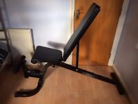 Bench press great condition £40
