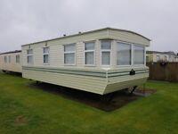 Static caravan Willerby Westmorland 2000 brean Somerset