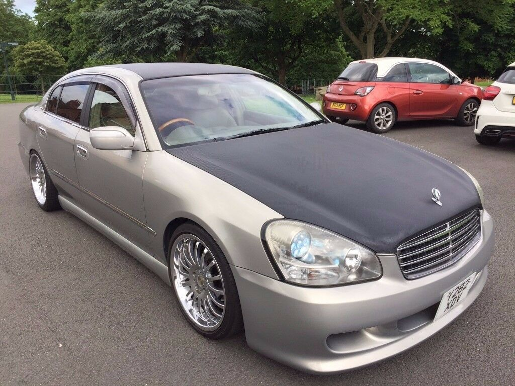 STUNNING NISSAN CIMA/ INFINITI Q45 4.5 V8 (NOT LS430 GS300 MARK X 745i S500) NEW IMPORT COIL OVERS