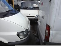 FORD TRANSIT 2.4 GEARBOX, MK6, WITH GUARANTEE, FITTING, TRANSIT SPARE PARTS..CALL