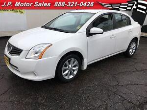 2012 Nissan Sentra 2.0L, Automatic, Sunroof, Only 51,000