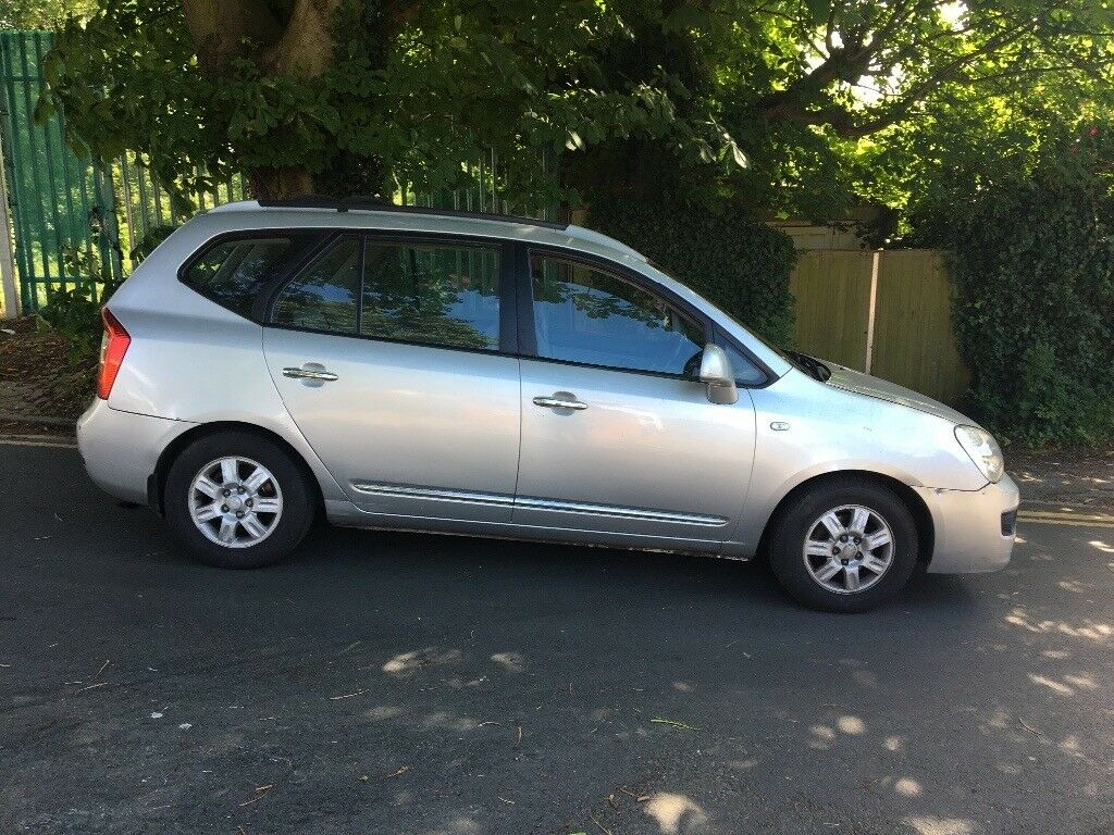 Kia Carens 2008 Model Automatic 7 Seaters In North Finchley