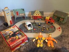Fireman Sam & friends bundle in excellent condition