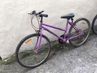 Bike for sale needs air bombs in both wheels