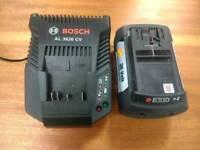 36v Bosch Li-ion Battery + Charger