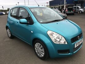 2009 Suzuki SPLASH 1.2 , mot - July 2019 ,only 14,000 miles , 1 owner ,ka,fie...