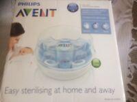 Avent microwave sterilser