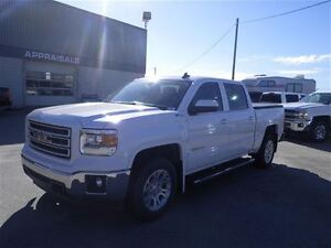 2015 GMC Sierra 1500 SLE | Cloth | Rem. Start | Backup Cam
