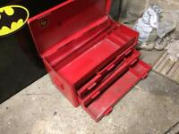 Snap on tool box £20