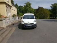 Peugeot partner 1.6 hdi, low miles, very clean van in and out.