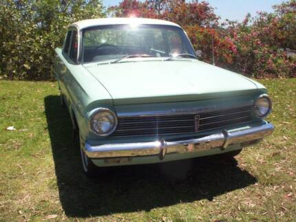 1964 HOLDEN EH 179 SPECIAL SEDAN  3 SPEED MANUAL Nelson The Hills District Preview
