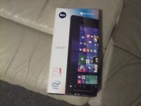 linx 810 8 inch 32gb tablet on windows 10,boxed users manuel,charger included