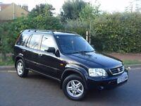 2000 HONDA CRV ES EXECUTIVE AUTO FULLY LOADED LEATHER