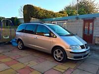 Seat Alhambra 2.0 TDI Stylance MPV 5 Door