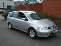 2001 Honda Stream 2.0 Sport 7-seater MPV for sale, may PX or Swap