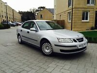 SAAB 9-3 1.8 I 2005 MOT 7 MONTHS IMMACULATE CONDITION THROUGHOUT