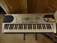CASIO LK - 45 Keyboard with Stand