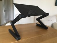 LAPTOP Stand - HOMFA Adjustable Laptop Desk, Sofa, Bed Stand.