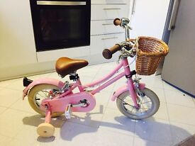 "Girls Bobbin bike 12"""