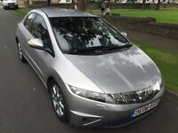 Honda Civic 2.2 dti sports 108k warranted mileage drives perfect ready to driveaway Passat a4 a3 330