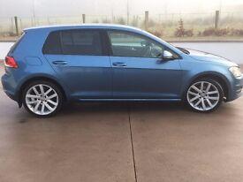 2013 VW Golf Bluemotion TDI Blue (FREE TAX) Tyrone