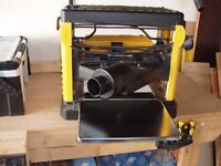 DeWalt DW733 Portable Thicknesser 1800 Watt 240 Volt