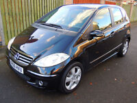 2006 MERCEDES A170 AVANTGARDE LOW MILEAGE!!!!