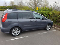Mazda 5 for sale with new MOT 24/5/2018