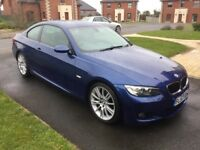 07 BMW 320i M SPORT COUPE P/EX WELCOME