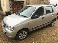 Suzuki alto, very good condition, good first car