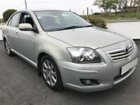 TOYOTA AVENSIS TR VVTI AUTOMATIC 2007 ***12 MONTHS MOT***