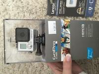 Go Pro 3+ silver edition and USB