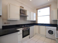 A 1 double bedroom flat with a study in a period building, with access Caledonian Road station