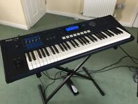 Kurzweil PC3LE6 61 Note Synthesizer Action Performance Controller and Workstation AS NEW !!