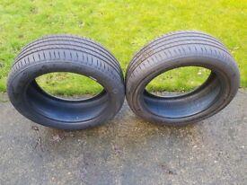 Firestone Roadhawk 215 50 17 95W XL X2 Tyres